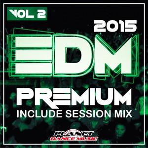 EDM Premium 2015, Vol. 2. Albumcover