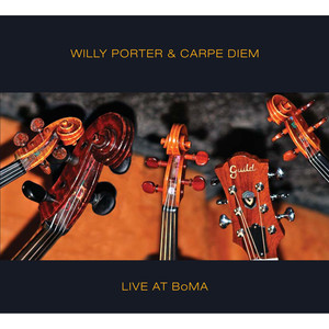 Willy Porter, Carpe Diem Watercolor cover