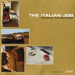 The Italian Job (Original Soundtrack) Albumcover