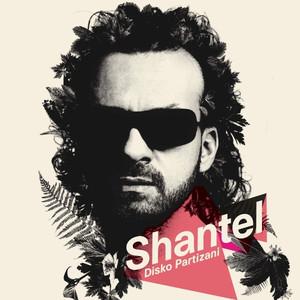 Shantel, Amsterdam Klezmer Band Buchalter Joint cover