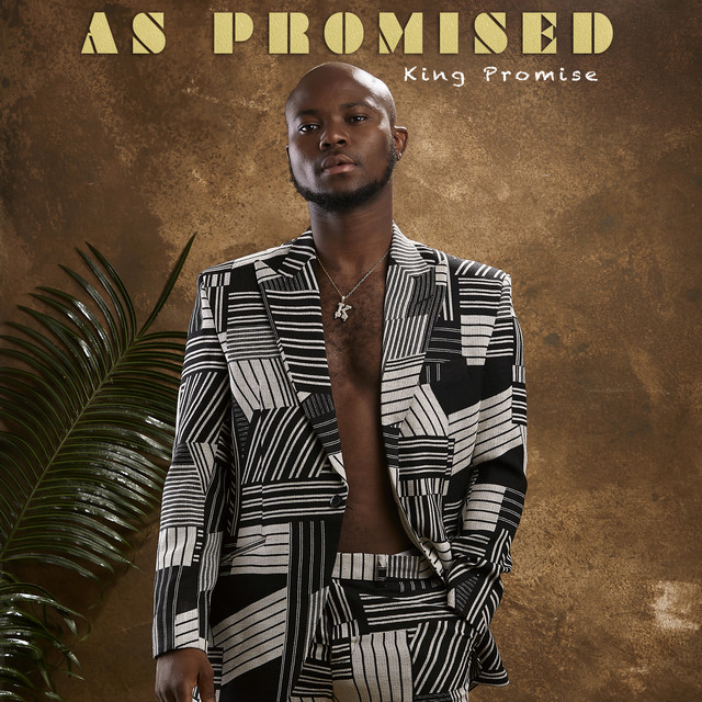 Album cover for As Promised by King Promise