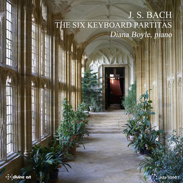 Bach: The 6 Keyboard Partitas