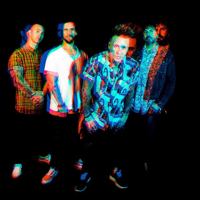Musik Artist 'Papa Roach'