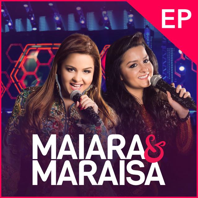 Album cover for Maiara & Maraisa (Ao Vivo) by Maiara & Maraisa