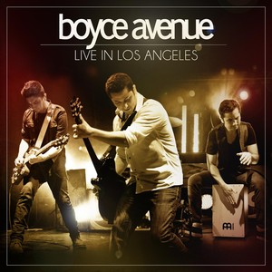 Live in Los Angeles Albumcover