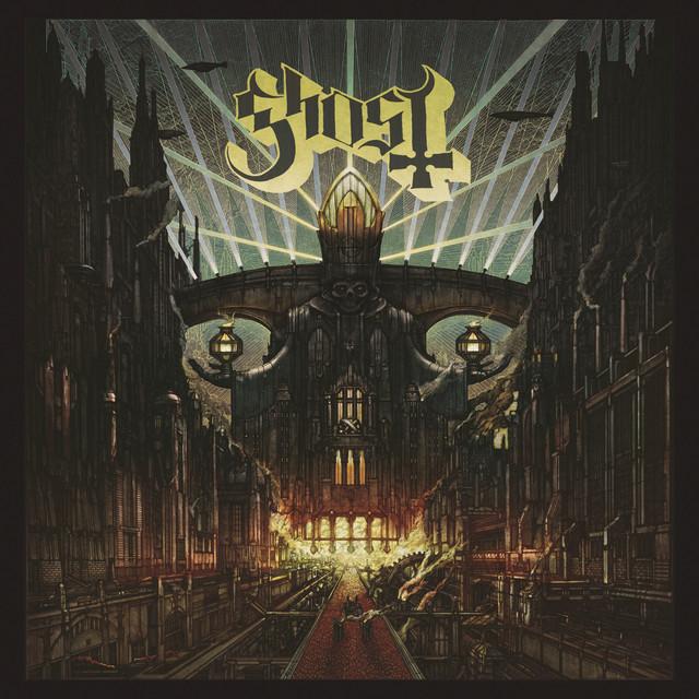 Ghost Meliora album cover