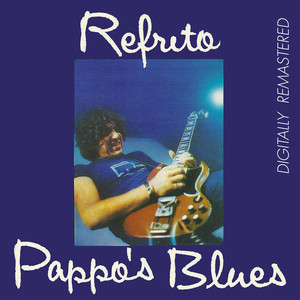 Pappo's Blues, Pappo Insoluble cover