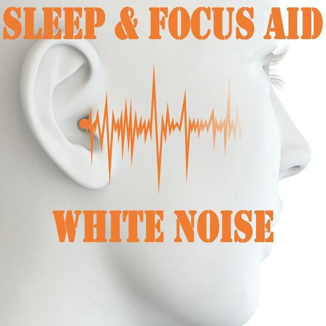 Sleep & Focus Aid with White Noise (Brain Relaxation) Albumcover