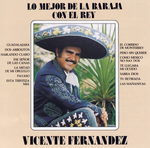 Lo Mejor De La Baraja Con El Rey Albumcover