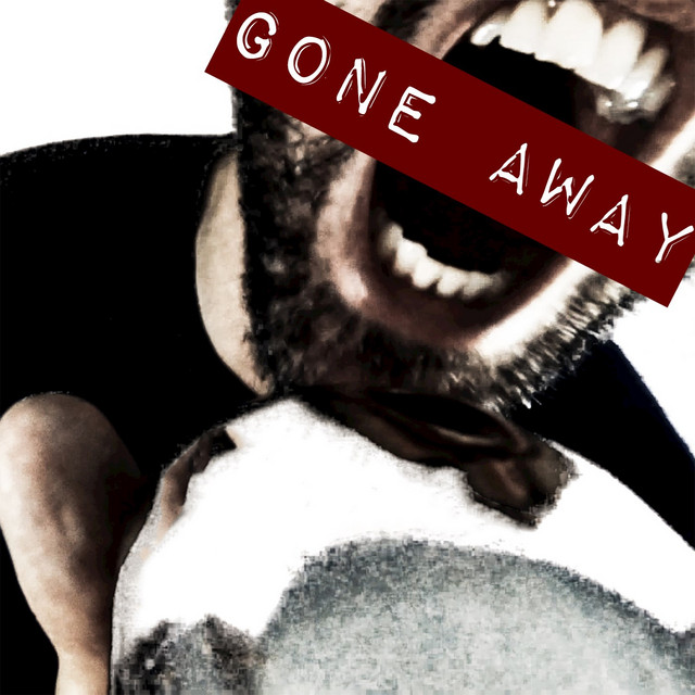 Album cover for Gone Away by Nomy