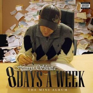 8 Days a Week Albumcover