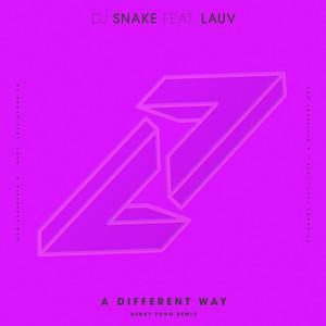 A Different Way (Henry Fong Remix) Albümü