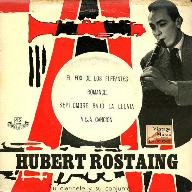 Hubert Rostaing