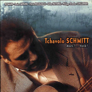 Tchavolo Schmitt It Had to Be You cover