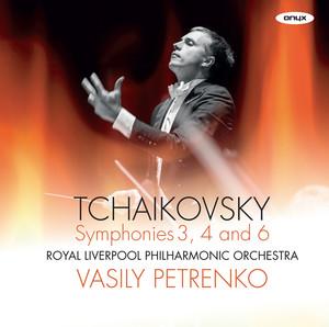 Tchaikovsky: Symphonies No. 3, 4 & 6 Albümü