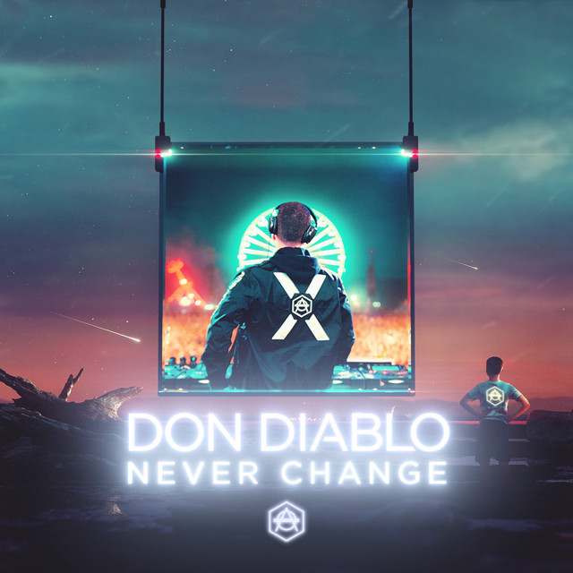 Don Diablo - Never Change cover