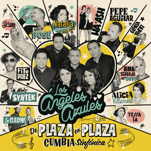 Los Ángeles Azules, Ana Torroja, MC Davo Ay Amor cover