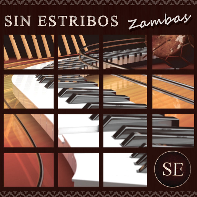 Various Artists Sin Estribos: Zambas album cover