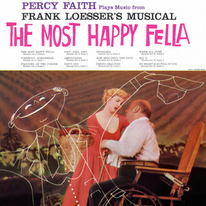 Plays Music From Frank Loesser's Musical 'The Most Happy Fella' album