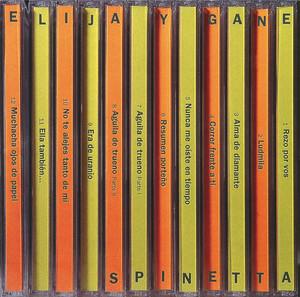 Elija Y Gane Albumcover