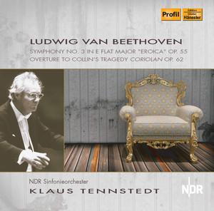 "Beethoven: Symphony No. 3 in E-Flat Major, Op. 55 ""Eroica"" & Coriolan Overture, Op. 62 Albümü"