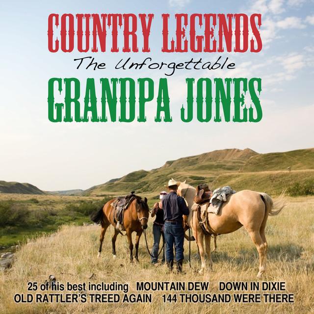 The Unforgettable Grandpa Jones