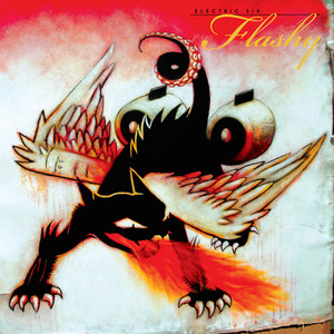 Flashy Albumcover