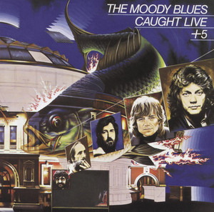 The Moody Blues Please Think About It cover