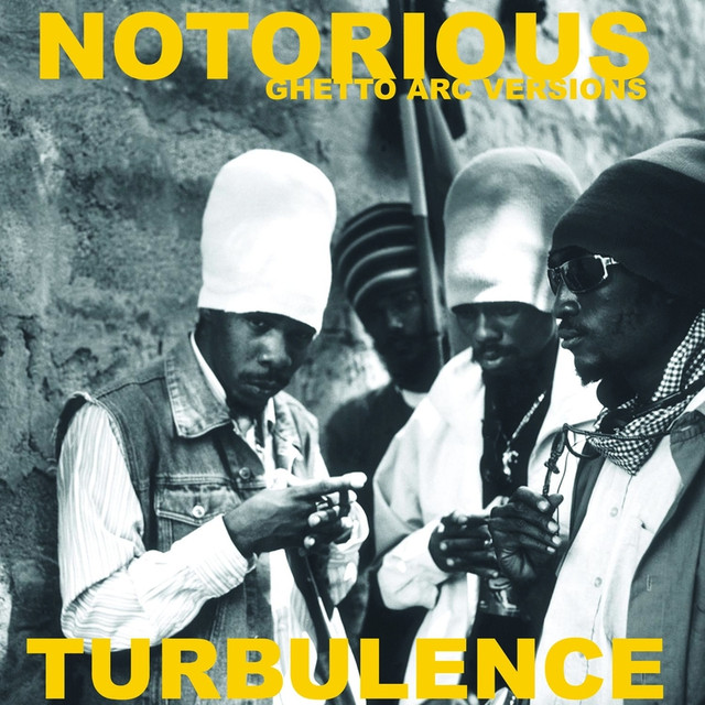 Turbulence Notorious album cover