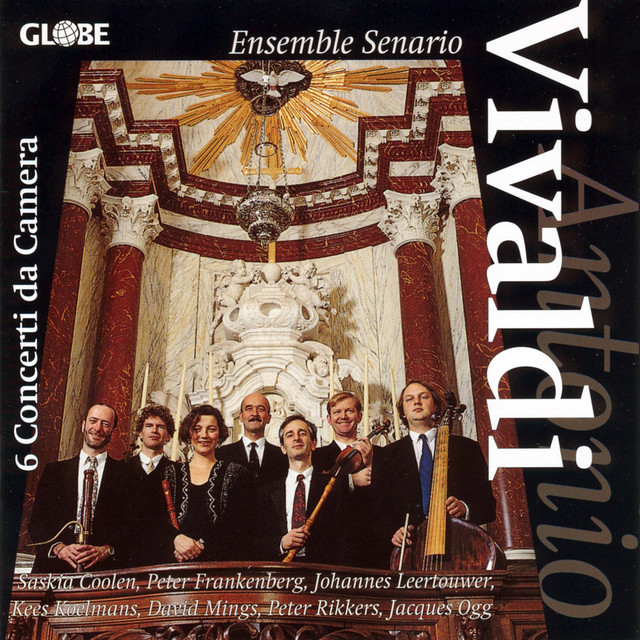 Vivaldi: 6 Concerti da Camera Albumcover