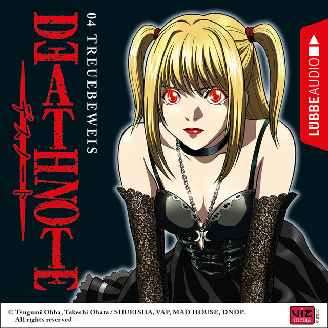 Death Note, Folge 4: Treuebeweis (Hörspiel) Cover