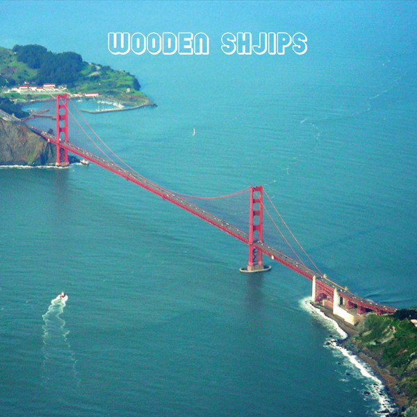 Album cover for West by Wooden Shjips