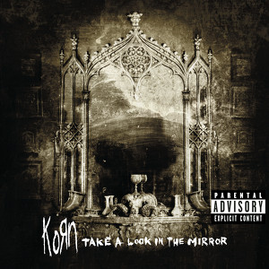 Take A Look In The Mirror Albumcover