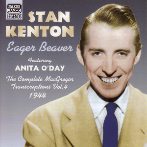 Stan Kenton, Anita O'Day, The Stan Kenton Orchestra Special Delivery cover