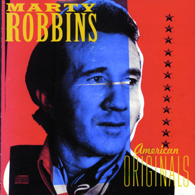 Marty Robbins American Originals album cover
