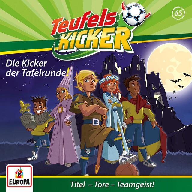 Album cover for 065/Die Kicker der Tafelrunde! by Teufelskicker