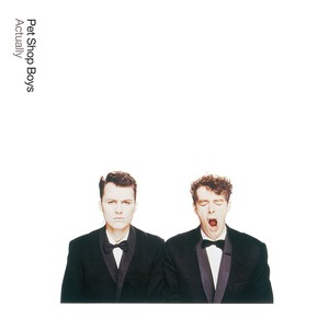 Actually: Further Listening 1987-1988 Albumcover