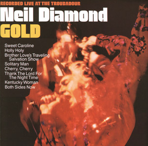 Gold (Live At The Troubadour/1970) Albumcover