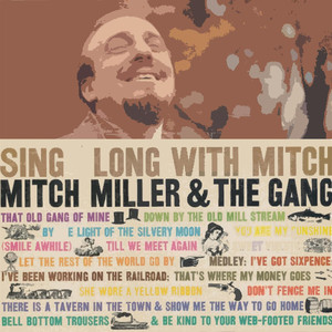 Mitch Miller, The Gang Sweet Violets cover