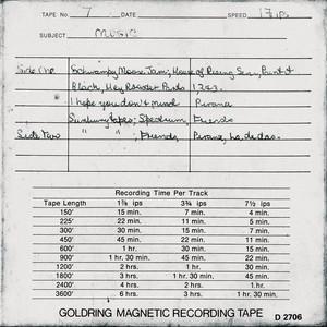 Lasseter's Gold (Unreleased Demos) album