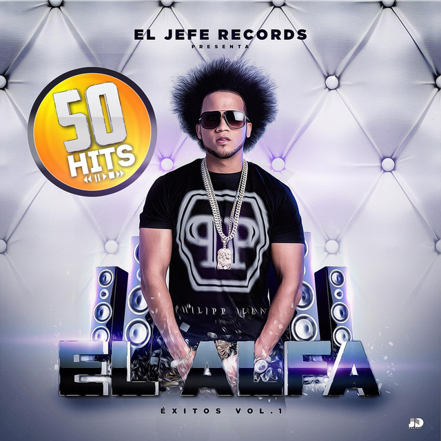 El Alfa album cover