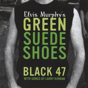 Elvis Murphy's Green Suede Shoes album