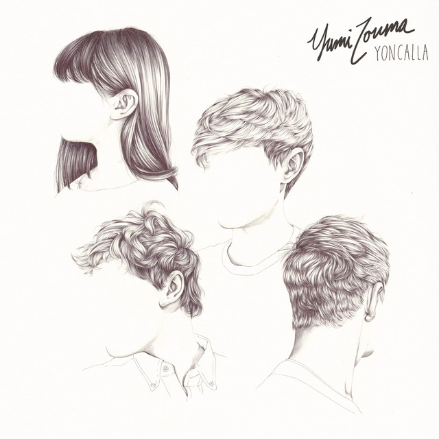 Album cover for Yoncalla by Yumi Zouma