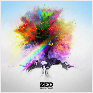 Zedd True Colors cover