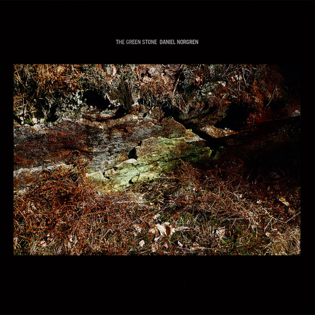 Skivomslag för Daniel Norgren: The Green Stone