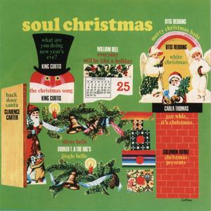 Clarence Carter Back Door Santa cover