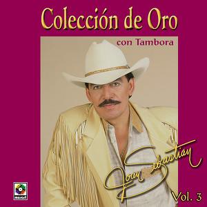 Tambora Vol.3 - Joan Sebastian Albumcover