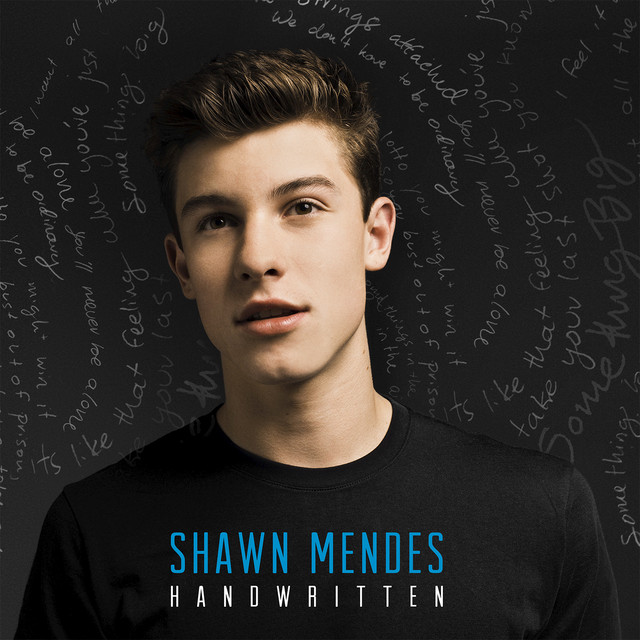 Shawn Mendes Handwritten (Deluxe) album cover
