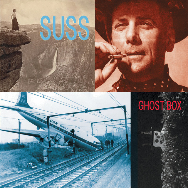 Album cover for Ghost Box by Suss