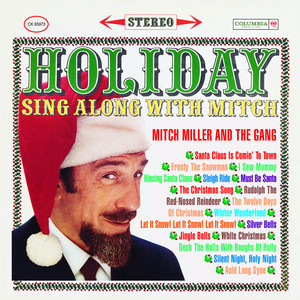 John Travolta, Olivia Newton-John, Tony Bennett, Count Basie Orchestra Winter Wonderland cover